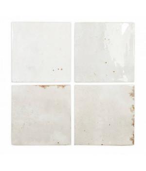 Enamel Square White - плитка