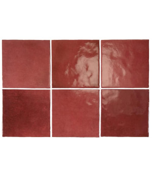 Artisan Burgundy - плитка