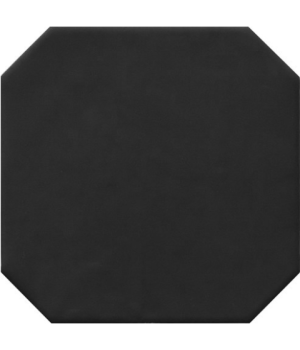 Octagon Negro Mate