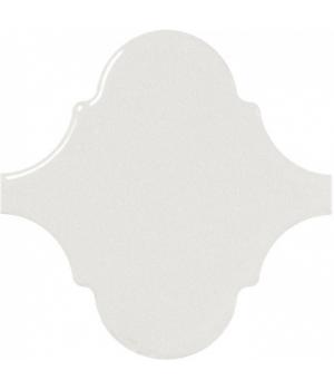 Scale White Alhambra - Плитка
