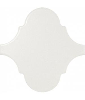 Scale White Alhambra Matt - Плитка