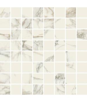 Charme Deluxe Arabescato White Mosaico Lux