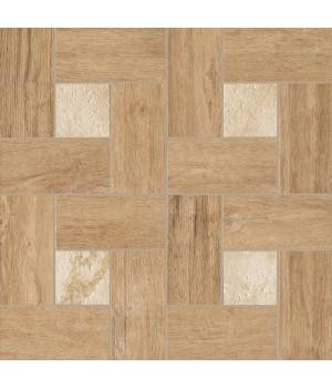 NL Wood Olive Inserto Glamour