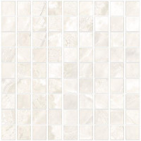 Canyon White Mosaic