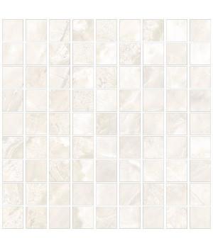 Canyon White Mosaic