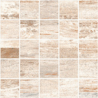 Cimic Wood Beige Grey Mosaic