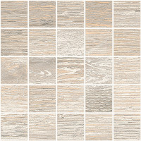 Cimic Wood Grey Mosaic
