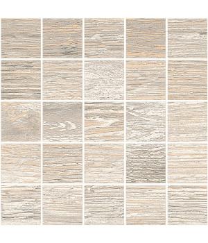 Cimic Wood Grey Mosaic